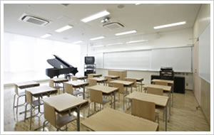 教室(音楽)